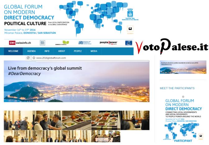 . #ioVotoPalese Comunità Digitale Palese @votoPalese